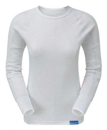 Pulsar BZ1550 Blizzard Womens -15° Thermal Top (White)